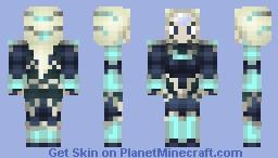 Diana - League of Legends Minecraft Skin