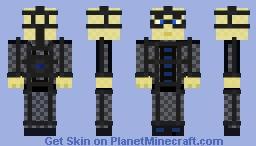 Diesel Punk Exo Suit Minecraft