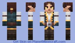 Elven Rogue - Gerin Tirell Minecraft Skin