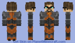 Gordon Freeman {POP REEL} Minecraft