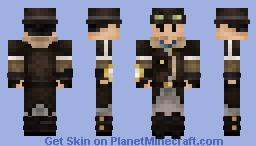 """Jose831 """"Little Steampunk Guy"""" Minecraft Skin"""