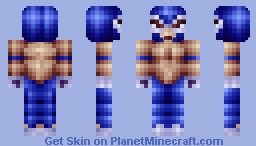 ~Le Wrestler Minecraft Skin