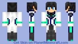 Shiba, Tatsuya [Mahouka Koukou no Rettousei] Minecraft Skin