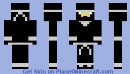 Ninja#1 Minecraft Skin