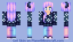 Stardust Minecraft Skin