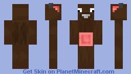 Cow (Zakcraft) Minecraft Skin