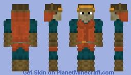Captain Panaka (Star Wars Ep. 1) Minecraft Skin