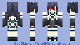 Uni - Hyperdimension Neptunia MK2 (BIGGER EYES)