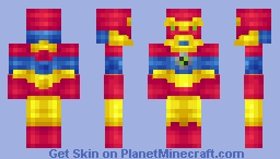 Ben 10 Omniverse- Bloxx [Requested] Minecraft Skin