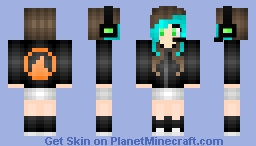 {DIVERGENT} My Official Dauntless Skin Minecraft Skin