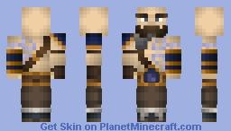 Braum [League Of Legends] :D Minecraft Skin