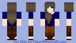 Medieval Girl? Minecraft Skin