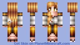 Medieval Inspired Skin Minecraft Skin