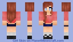 Inspired Minecraft Skin