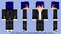 Ichijou, Raku [Nisekoi] Minecraft Skin