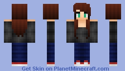 Personal Skin [New Shading!] Minecraft Skin