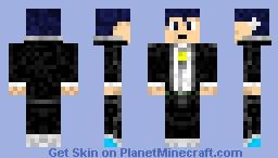 Raku Ichijo Minecraft Skin