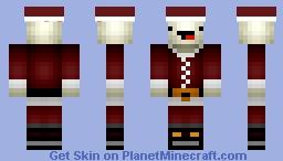 Santa Derp Minecraft Skin