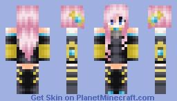 ❤∂αηιcα❤ - Luka Again ~Pop Reel~ Minecraft Skin