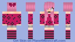 my first skin ever.. Minecraft Skin