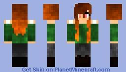 Some Girl Minecraft Skin