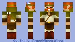 Tanis Half-elven ( RPG, Elf skin ) - With hidden Dagger :D