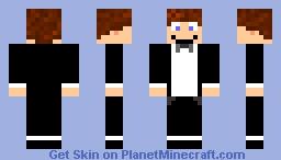 tuxedo Minecraft
