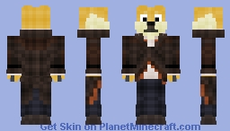 Watch Doges Minecraft Skin