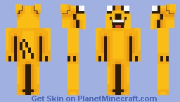 Jake the Dog (Adventure Time) Minecraft