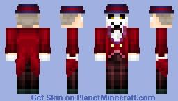 Kagetane Hiruko (1.8v) Minecraft Skin