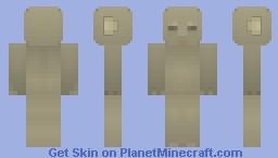 Clay guardian Minecraft Skin