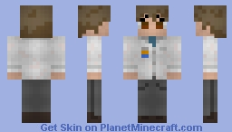 Satoshi Mochida From Corpse Party Minecraft Skin