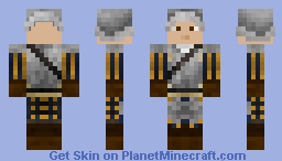 New Bastion Infantryman Minecraft Skin