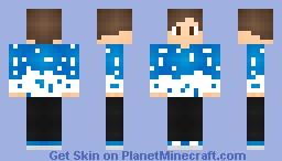 Personal skin [ Teenage boy ] Minecraft Skin