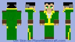 Ra's Al Ghul (1.8) Minecraft Skin