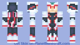 Chaos Omega- Request by buddyit89 Minecraft Skin