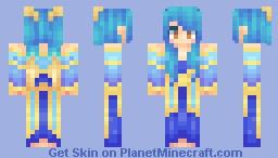 ღ•αgαρℓ00•ღ ~ ★ League Of Legends: Sona.❤ [ Request for crazyrinlil ] Minecraft Skin