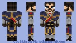 The Order: 1886 Minecraft Skin
