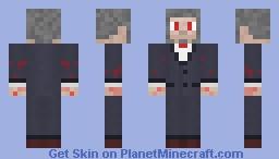 Evil Dude Minecraft Skin