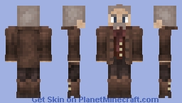 [Doctor Who] The War Doctor Minecraft