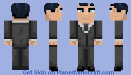 Agent Sterling Archer Minecraft