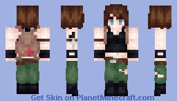 zambie stahp Minecraft Skin