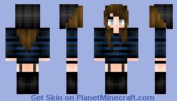 .ᗩᒪᗢﬡᗴ. - Casual Stripes Minecraft
