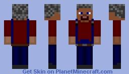 Farmer Skin 1.8 Minecraft Skin
