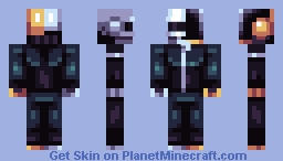daft punk Minecraft