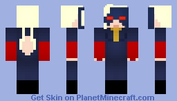 decapre Minecraft Skin