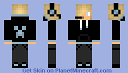 Awsome Teen (3) Minecraft Skin