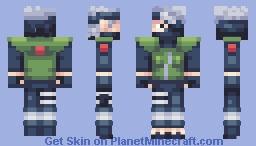 Kakashi Minecraft Skin  Kakashi Minecra...