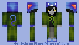 Nepeta Leijon - Homestuck Minecraft Skin