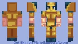Wolverine.. Minecraft